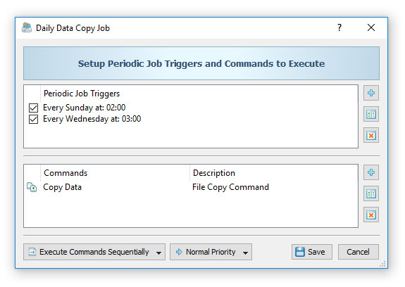 DiskBoss File Copy Server Periodic Job